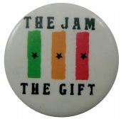 The Jam - 'The Gift' Button Badge